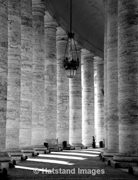 St. Peter's Square - places