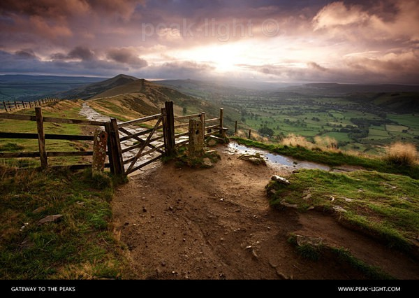 Gateway to the Peak - Peak District