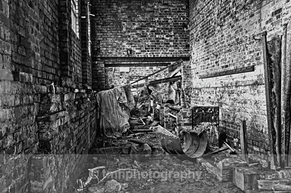 Dereliction - Monochrome Photograph's
