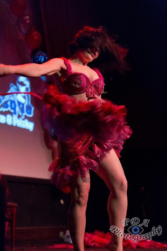 10 Aurora Galore in Burlesque Show Born to be Wild