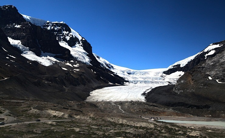 The Athabasca Glacier - BC and the Rockies,Canada 2013