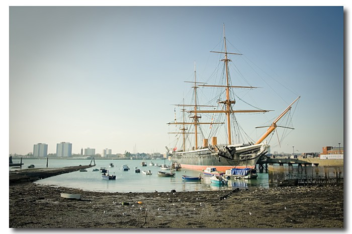 Portsmouth Harbour - Scapes