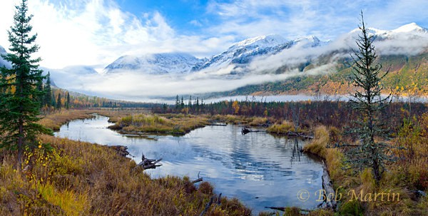 Eagle River Valley - Landscapes & Things of Interest