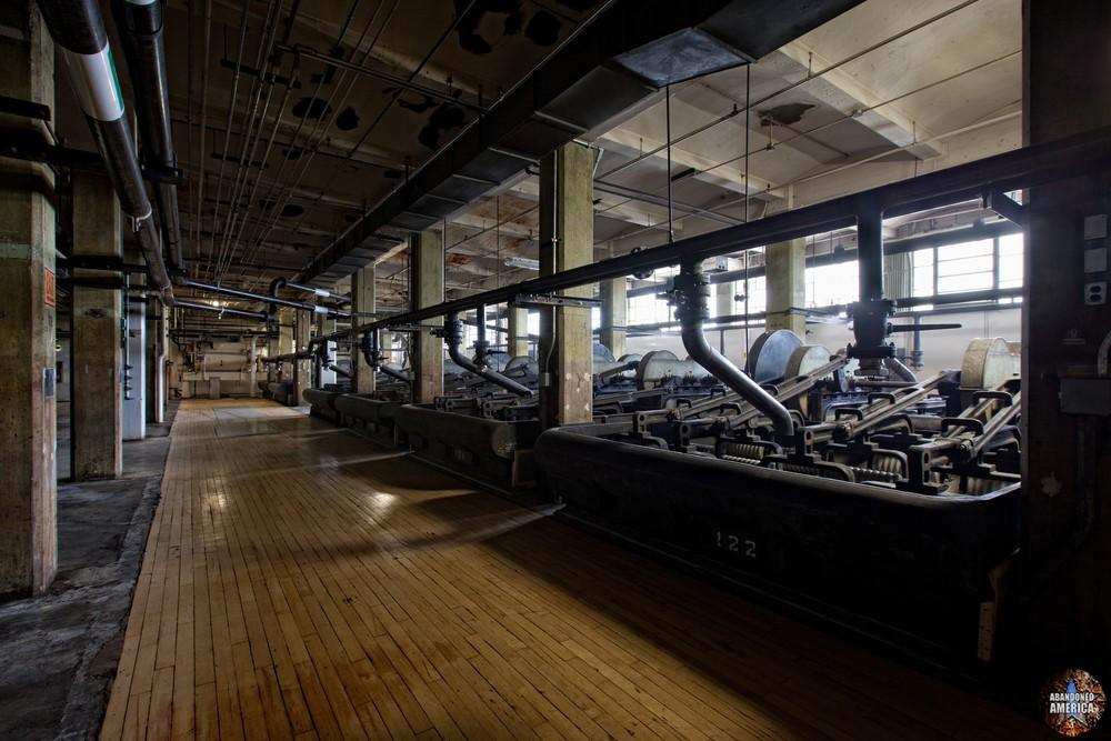 - Hershey Chocolate Factory
