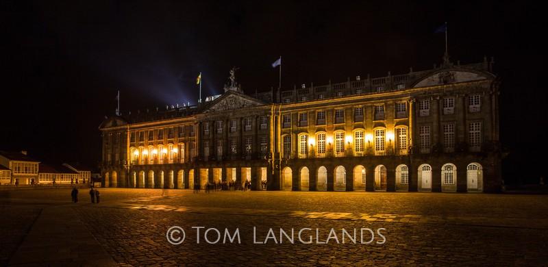 Santiago de Compostela - Art, Architecture and Places