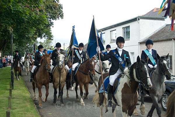 39 - Sanquhar Riding of the Marches 2010