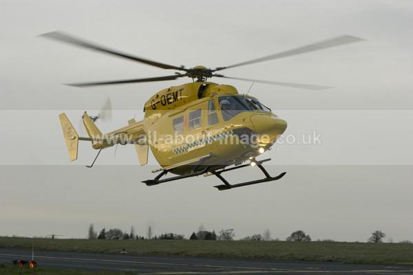 New BK117 Air Ambulance - Air Ambulance