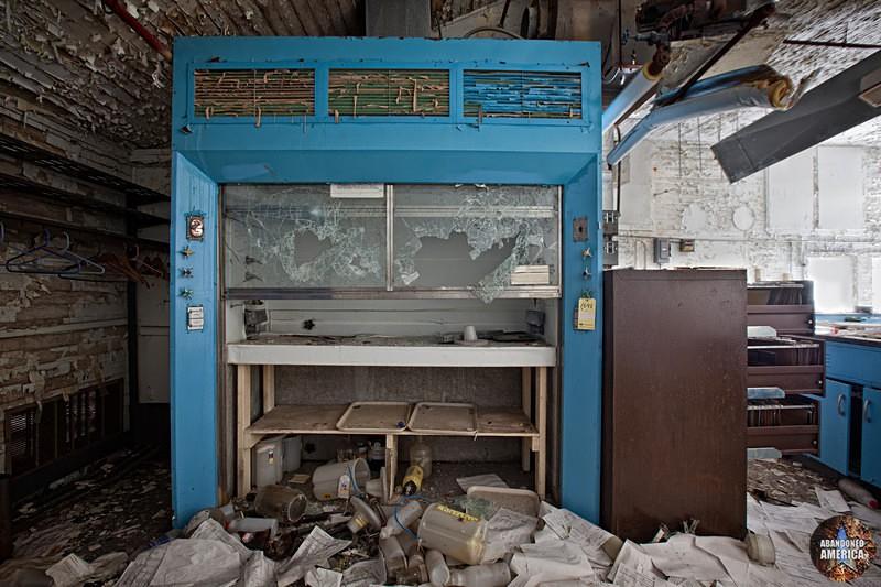 Kleen Brite Laboratories (Brockport, NY) | Aftermath - Kleen Brite Laboratories