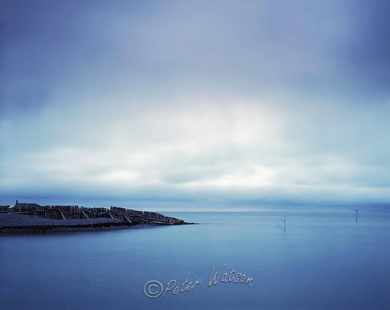 Porlock Bay Devon England - Elemental