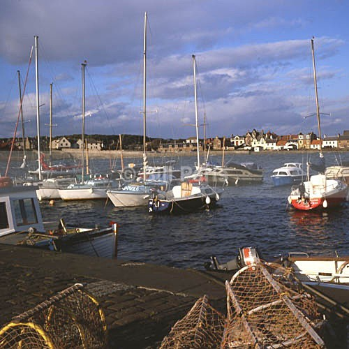 Evening Elie Fife - Land and Sea