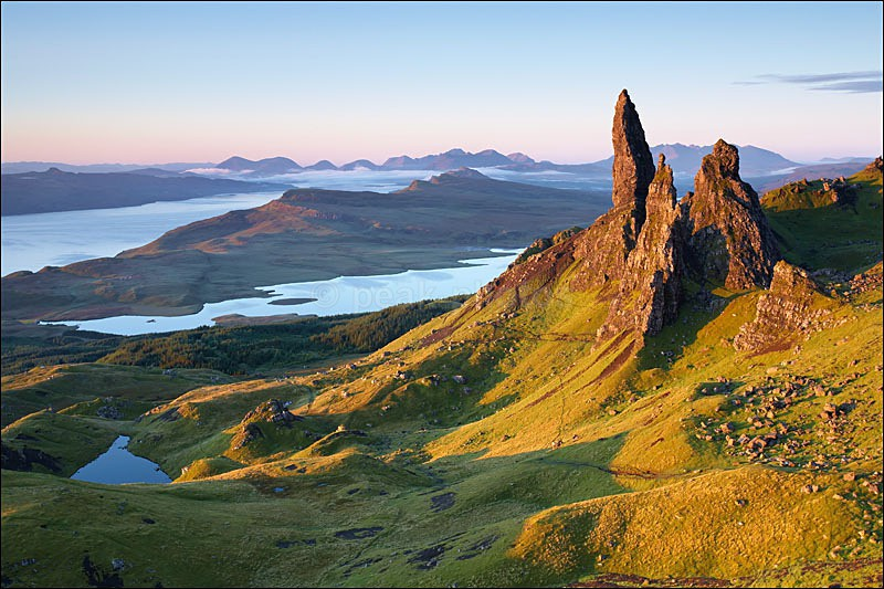 Old Man of Storr - Photographs of Scotland