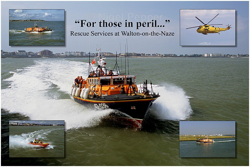 For Those In Peril - Lifeboats