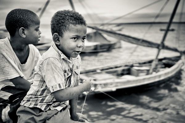 Fishing, Lamu, Kenya