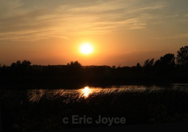 Lake Sunset - SW Minnesota