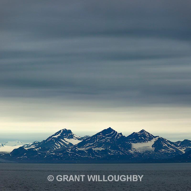 Arctic tones square - Arctic