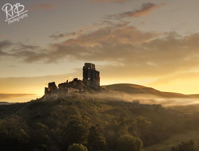 Corfe Castle - Wiltshire & West Country Landscapes