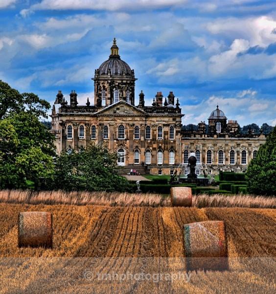 Castle Howard. - Digital Photo's Enhanced