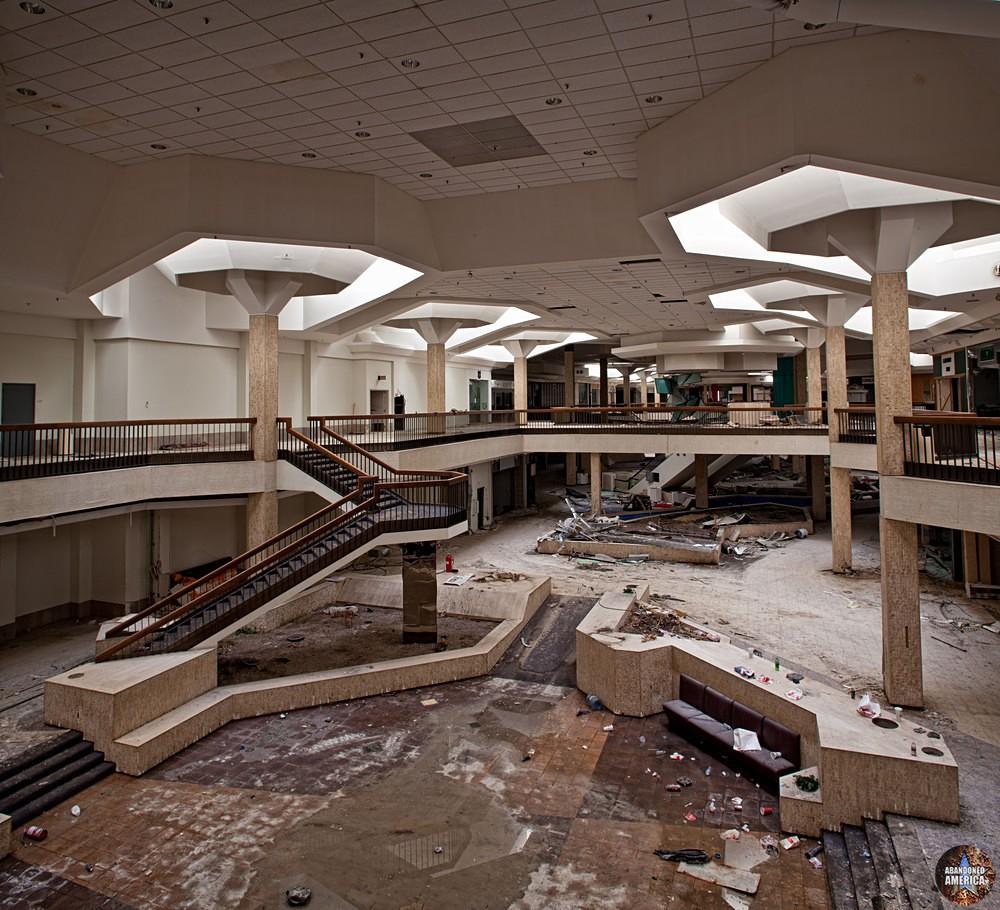 Randall Park Mall (North Randall, OH) | DeBartolo's Columns - Randall Park Mall