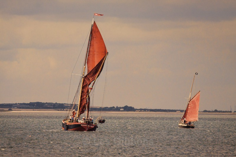 whitstable - Thames Barge5 - Kent