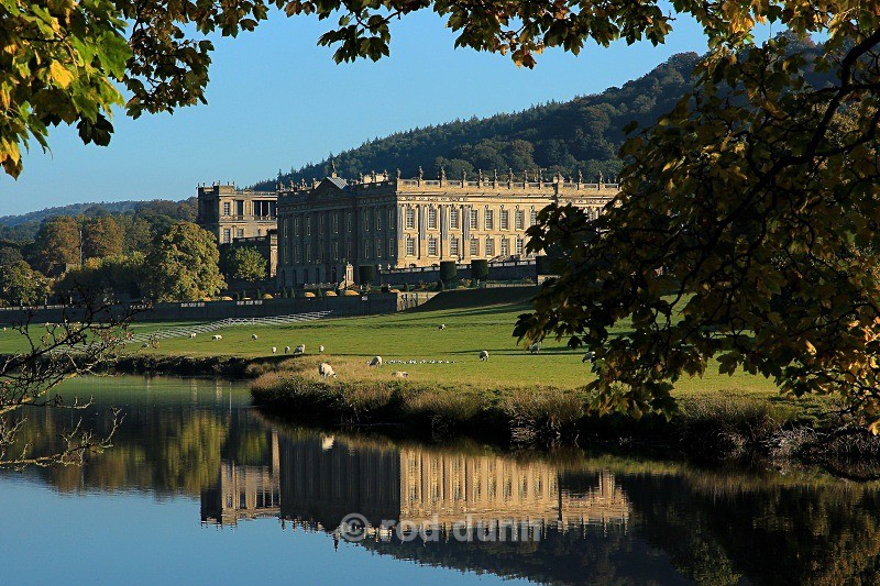 Chatsworth in autumn - New Images