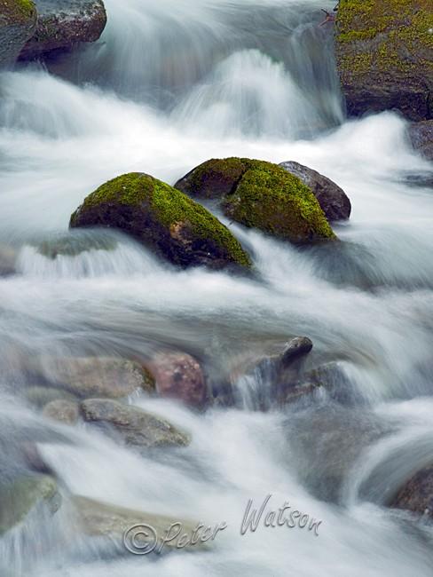 Warner Creek New York State USA - Rivers & Waterfalls
