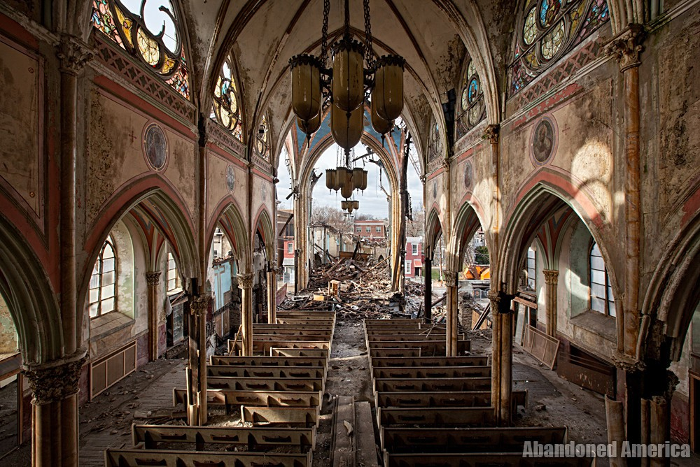 St. Bonaventure Roman Catholic Church (Philadelphia, PA)  | Abandoned America