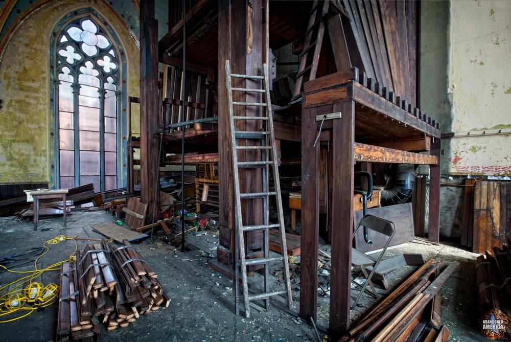 St. Boniface Church (Philadelphia, PA) | Disarray - St. Boniface Church