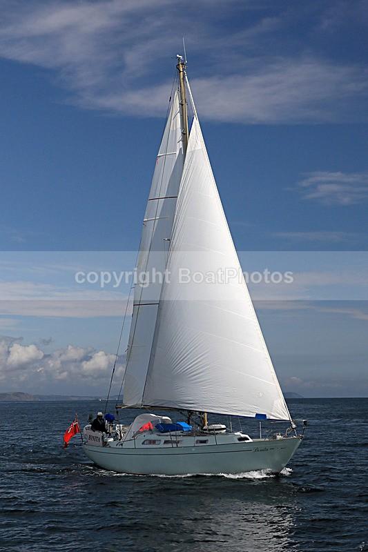 170825 BONITA 1Y3A6499 - Sailboats - monohull