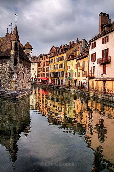 annecy river view - Grenoble