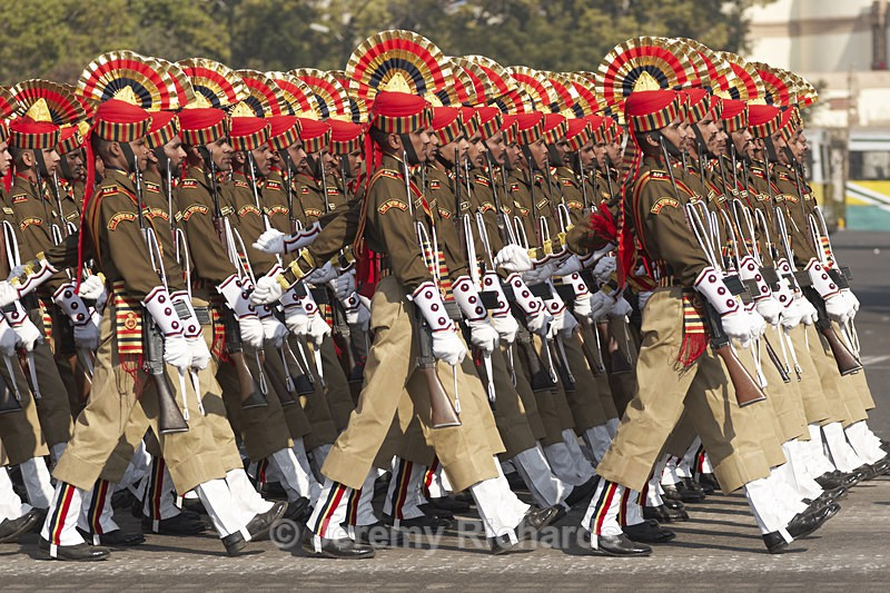 March Past - India