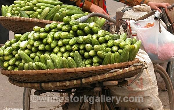 Market Day, Vietnam - Asia