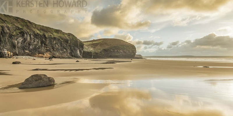 Golden Hour - Druidston - Images from book