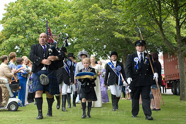 27 - Sanquhar Riding of the Marches 2010