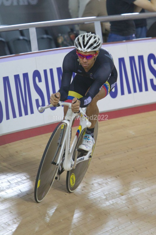 WCC-106 - World Cup Cycling Olympic Velodrome