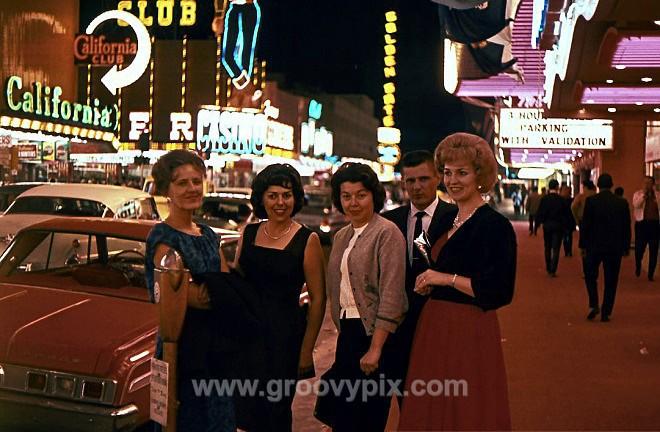 Las Vegas 1965 - On Vacation