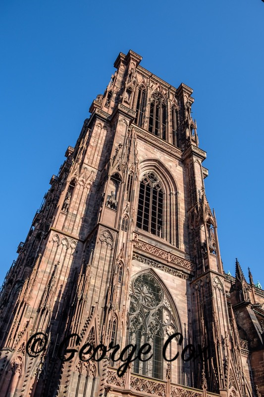 Cathedral of our Lady Strasbourg - Switzerland