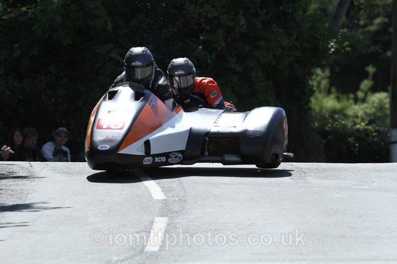 IMG_2312 - Sidecar Race 2 - TT 2013