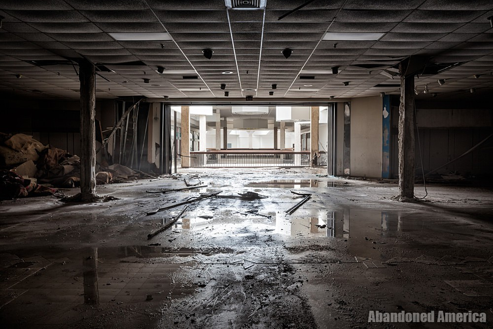 Randall Park Mall (North Randall, OH) | Gutted - Randall Park Mall