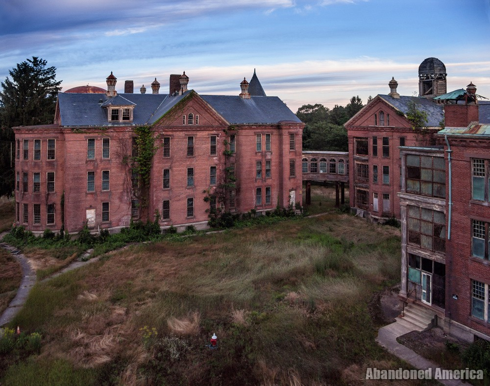 Wish You Were Here | Abandoned America