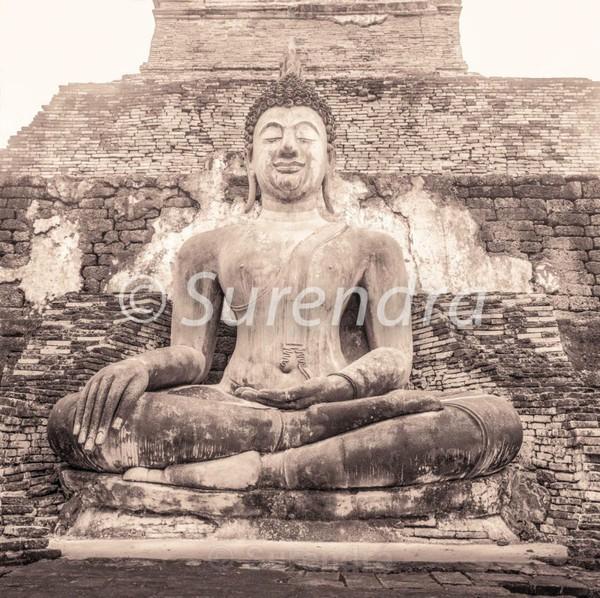 Wat Tra Phong # 2 - Sukhothai  スクタイ