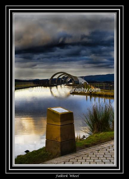 Falkirk Wheel - Falkirk