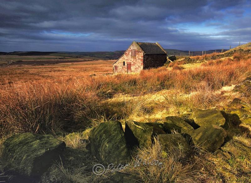 Brund Hill Staffordshire - England
