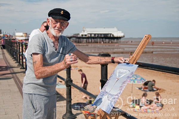 Beach Painter - Recent Images