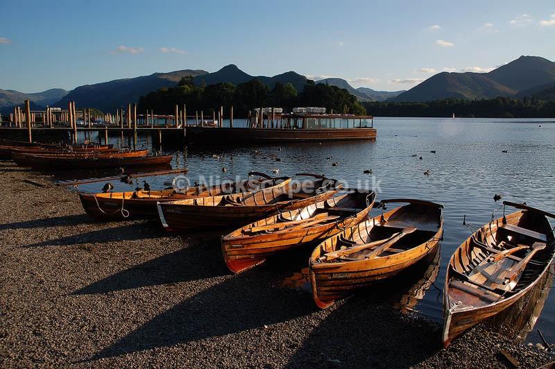 Cumbria31 - Landing Stages Derwent Water, Keswick - Lake District National Park