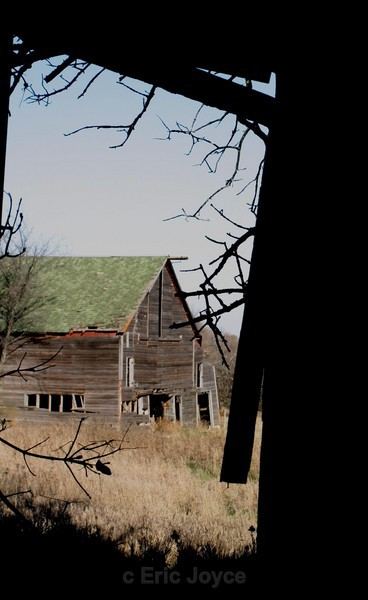 Memory in Time - Barns & Remnants