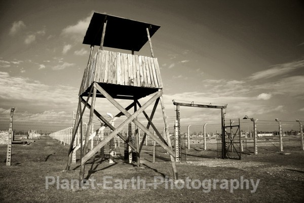 Watch Tower - Auschwitz