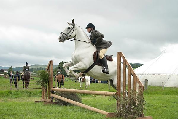 1 - Moniaive Horse Show 2010