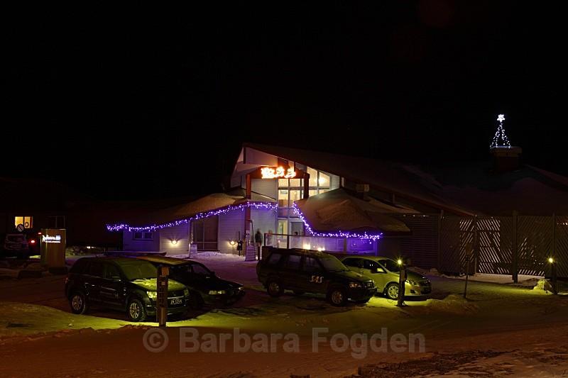 Chrsitmas time in Longyearbyen 5225 - Christmas time
