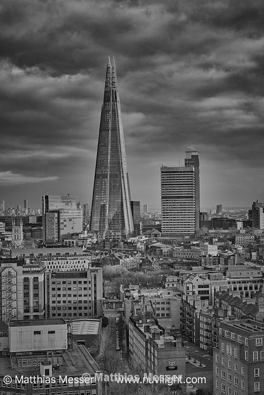 The Shard, London - Landscapes