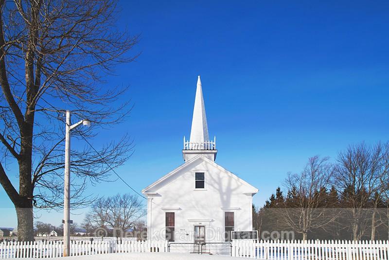 Moose Brook Chapel Hants County Nova Scotia - Churches of New Brunswick